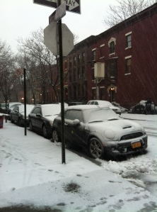 Snow in Brooklyn