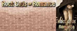 The Rock Gods of Romance book cover reveal!